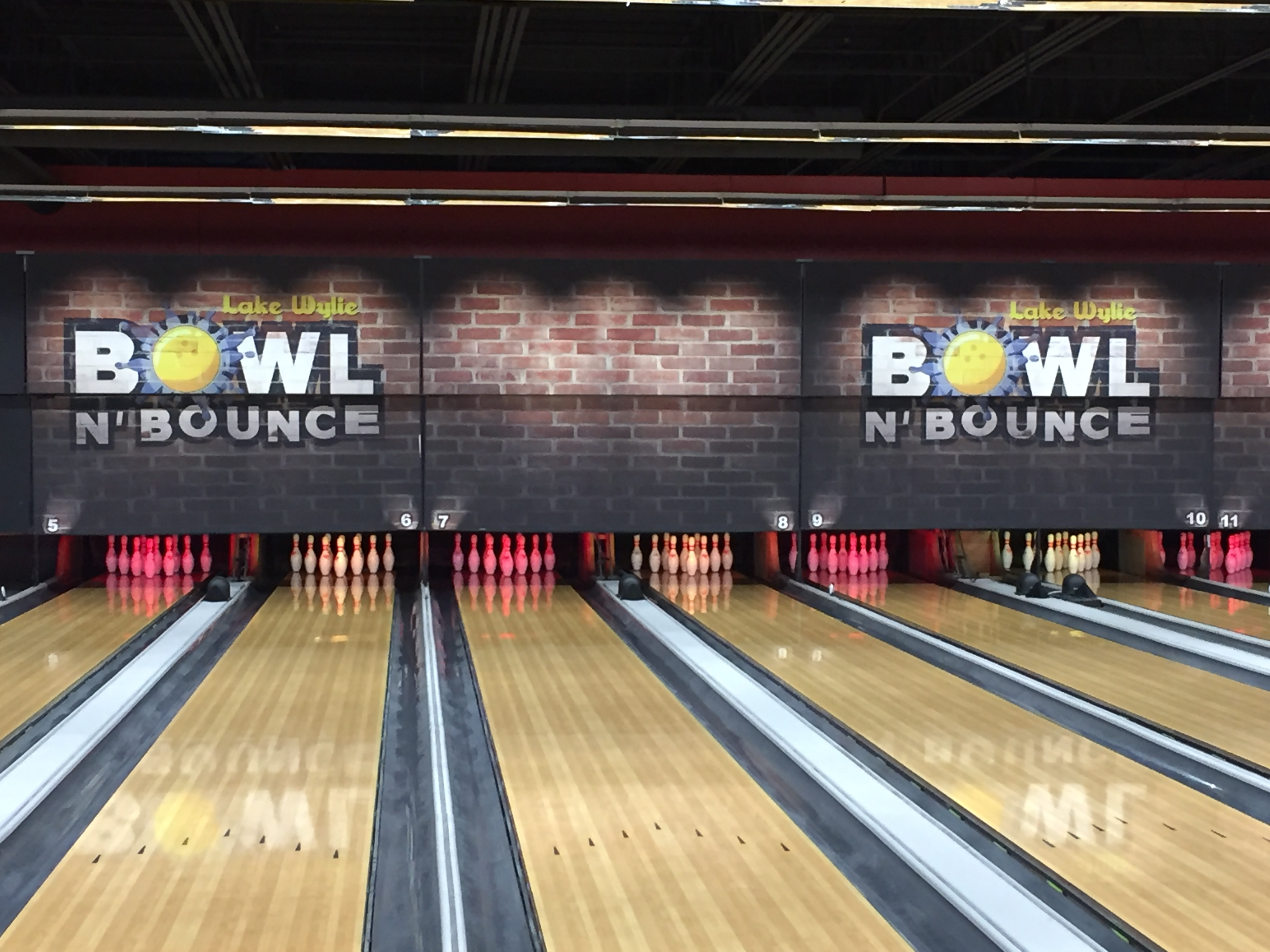Open Bowling Information Lake Wylie Bowl N Bounce